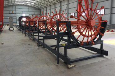 鋼樁保持架焊接機,鋼筋保持架製造機