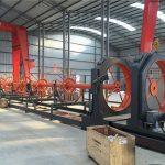 cnc鋼保持架焊接機鋼輥縫焊機用於建築