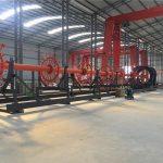 建築樁籠焊接機縫焊機與ISO