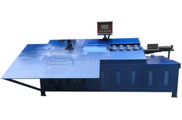 全自動cnc控制2D線材彎曲機價格