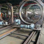 pc棒材焊接機用於預製混凝土攪拌樁