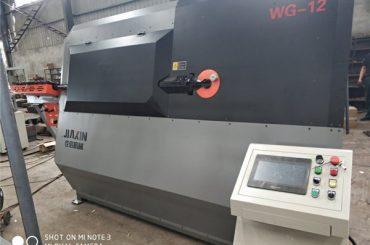 中國自動箍筋機變形鋼筋工業機械設備